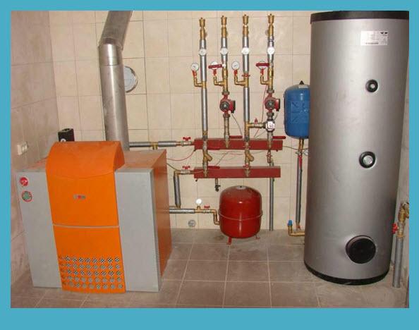 тему — система отопления