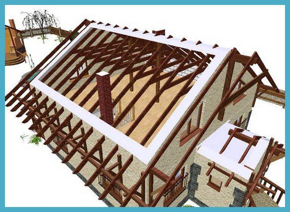 крыши разделяются на 2