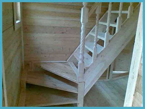 Как своими руками сделать лестницу на второй