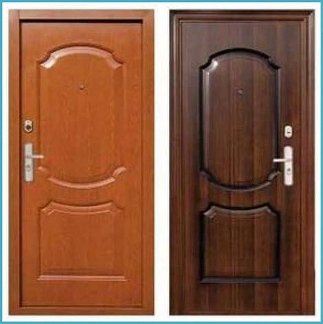 металлическая дверь 210 110