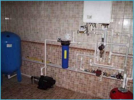 Системы отопления из полипропиленовых труб своими руками