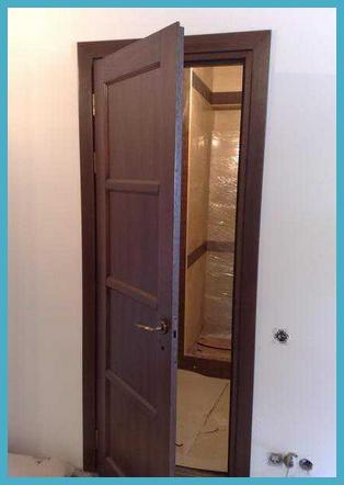 Инструкция по установке межкомнатных дверей своими руками 26