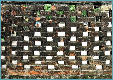 Кирпичный забор своими руками 3