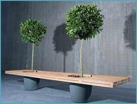 Садовая скамейка своими руками 5
