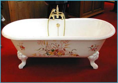 Как выбрать чугунную ванну 1