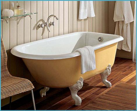 Как выбрать чугунную ванну 2