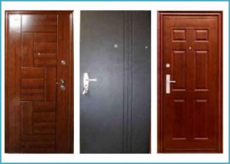 Выбрать и купить металлические двери 1