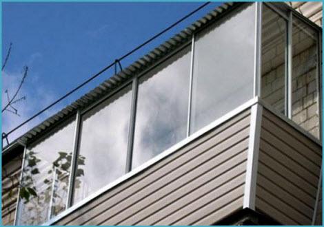Остекление балконов и лоджий 4