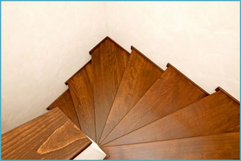 Деревянные лестницы для дома 3
