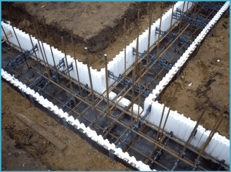 Несъемная опалубка для фундамента из бетона купить заказ бетона волжский