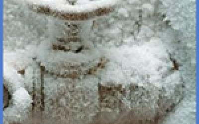 чтобы водопровод не замерзал