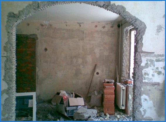 Как определить несущую стену 1
