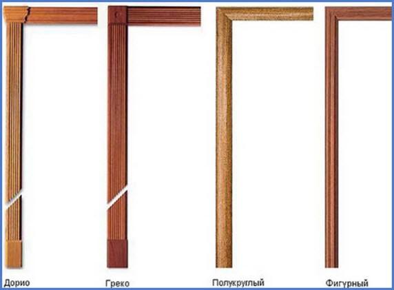 Как установить наличники на межкомнатные двери 2