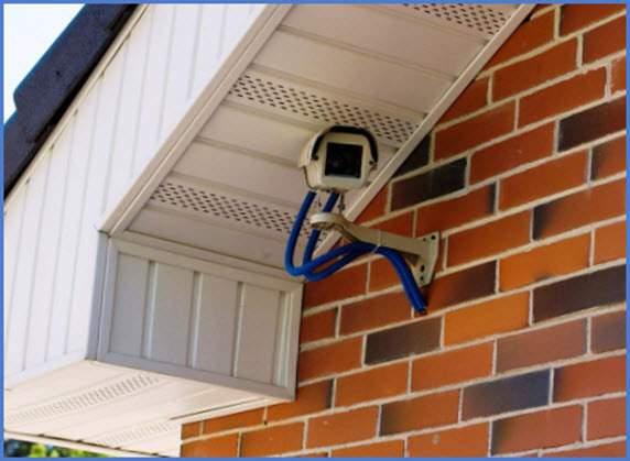 Система видеонаблюдения для частного дома