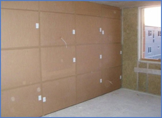 Шумоизоляция для стен в квартире – материалы