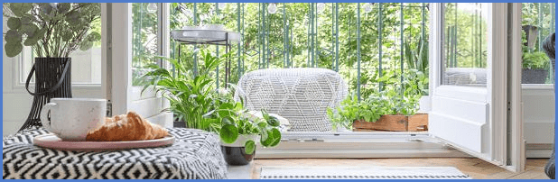 Квартира в стиле Городские джунгли