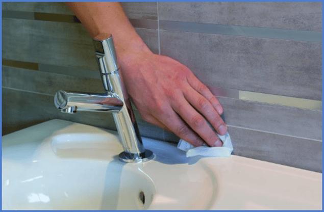 Чем очистить швы между плиткой 8