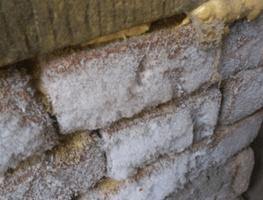 Промерзание стен в доме 9